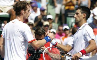 Djokovic y Murray se enfrentarán en cuartos en el US Open
