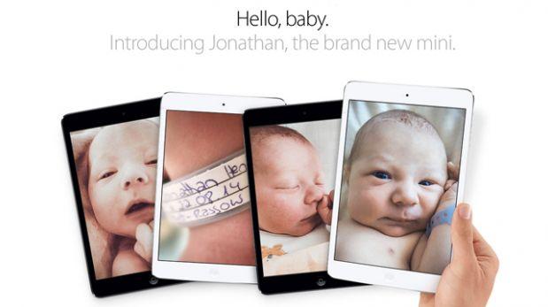 Papá parodia popular web para anunciar la llegada de su bebé