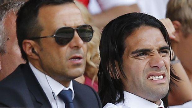 Padre de Falcao criticó la forma de negociar del Real Madrid