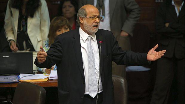 """Sentencia pro García es absolutamente inútil e impracticable"""