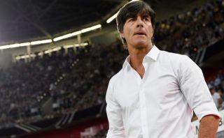 """Joachim Löw: """"No tengo ningún reproche que hacerle al equipo"""""""
