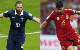 Guía TV: Francia vs. España y otros amistosos del día