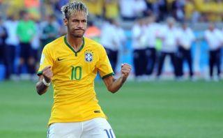 Neymar será el capitán de Brasil en amistoso ante Colombia
