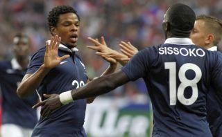 Francia derrotó 1-0 a España en París con golazo de Rémy