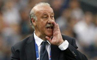 """Vicente del Bosque tras caer ante Francia: """"No todo es ganar"""""""