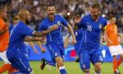 Italia derrotó 2-0 a Holanda en amistoso internacional en Bari