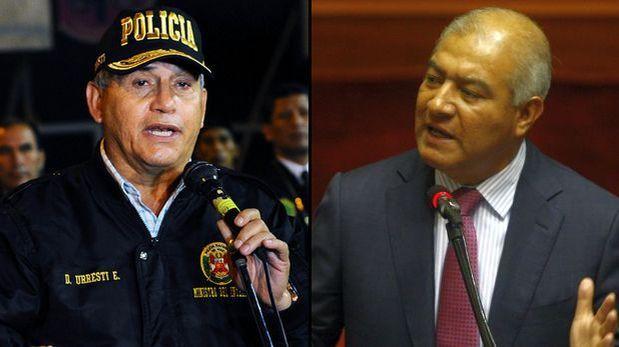 Urresti anunció reforma que Pedraza había propuesto el 2013
