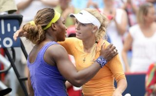 US Open: Serena Williams y Wozniacki jugarán la final femenina