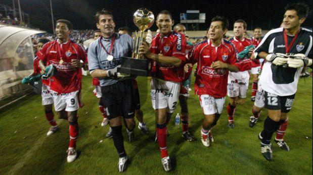 Así ocurrió: En 2004 Cienciano obtiene la Recopa sudamericana