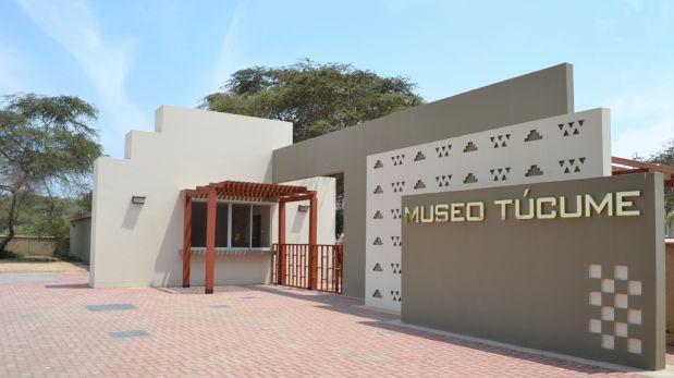 Hoy abre sus puertas el nuevo museo de Túcume