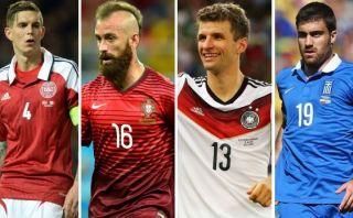 Eurocopa 2016: estos son los resultados de hoy
