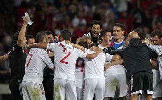 ¿Crisis? Portugal cayó 1-0 en casa ante la débil Albania