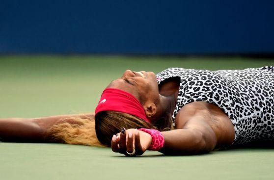 Las mejores imágenes del título de Serena Williams en US Open