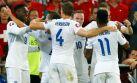 Inglaterra venció 2-0 a Suiza por la clasificación a la Euro