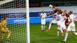 Rusia aplastó 4-0 a Liechtenstein ayudado por dos autogoles
