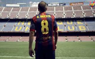 El nuevo spot motivacional del Barcelona para la temporada