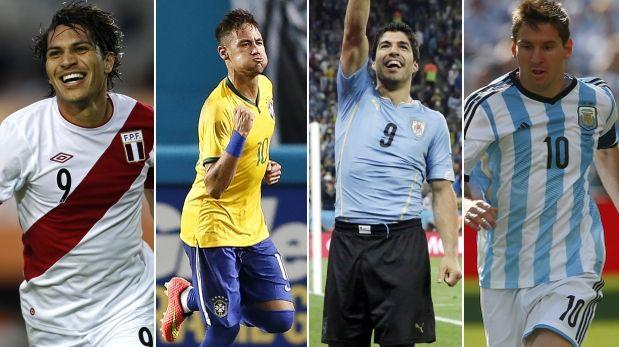 Paolo Guerrero en cifras: comparado a Neymar, Suárez y Messi