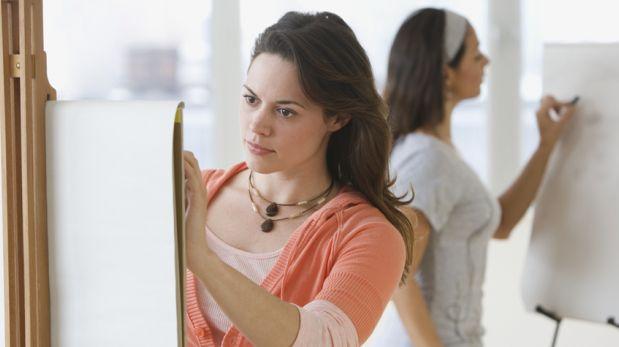 Cinco beneficios que aprender a pintar puede tener para ti