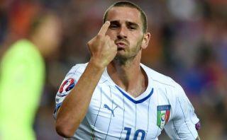 Italia ganó 2-0 a Noruega en debut oficial de Antonio Conte