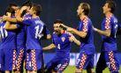 Luka Modric marcó golazo con Croacia en el día de su cumpleaños
