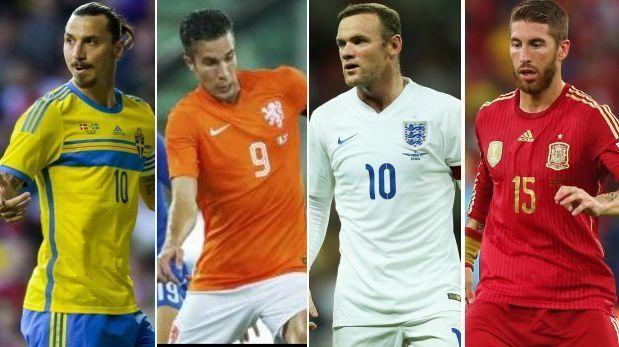Eliminatorias Eurocopa 2016: mira las tablas tras fecha la 3