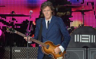 Grandes de la música le rendirán tributo a Paul McCartney
