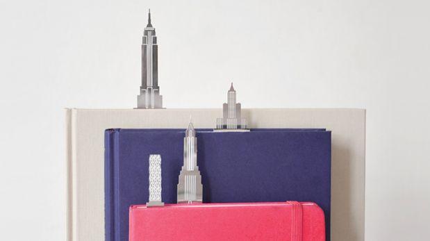 Muestra tu pasión por la arquitectura con estos marcadores
