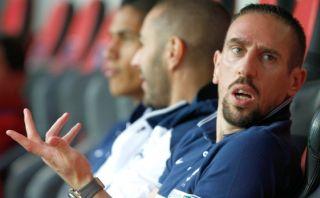 Ribéry insiste en retirarse de Francia pese amenaza de sanción