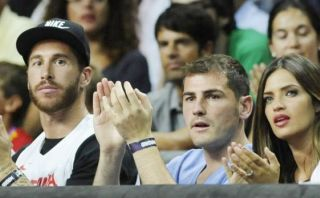"""Ramos grita """"sucio"""" a jugador francés en el Mundial de Básquet"""