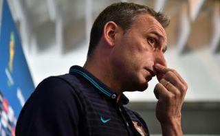 Paulo Bento no es más director técnico de Portugal
