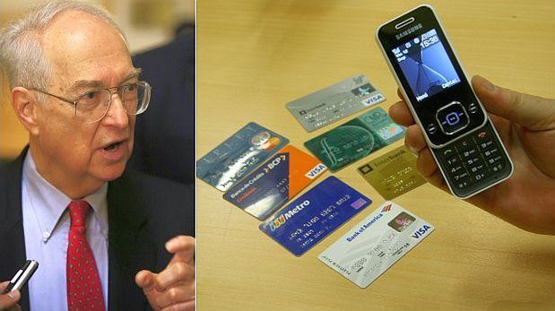 Transacciones de dinero electrónico costarán menos de S/.0,50
