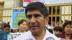 Presidente de la FMP: No le pediré a Ugarte que retire denuncia - Noticias de neptalí santillán