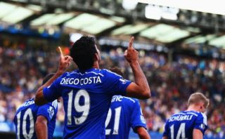 Diego Costa elegido el mejor delantero de agosto en la Premier
