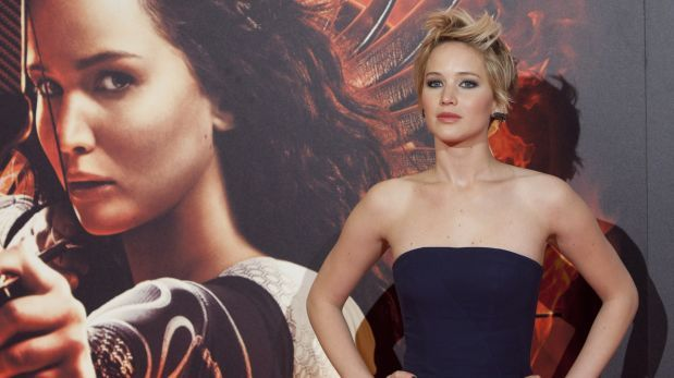 Jennifer Lawrence ingresó al Récord Guinness