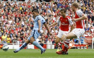 Partidazo: Arsenal igualó 2-2 contra el Manchester City