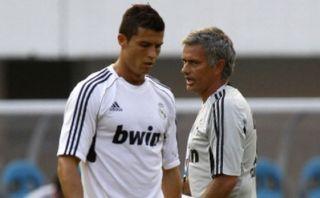 José Mourinho criticó a Cristiano Ronaldo por la Champions 2012