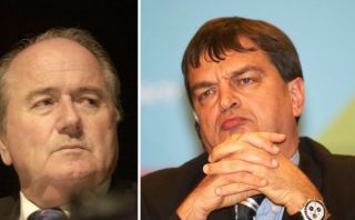 Rival para Blatter: Champagne confirma intención de postular