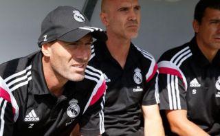 Zinedine Zidane sueña con entrenar a la selección francesa