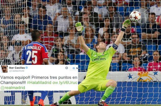 Champions League: los protagonistas opinaron en las redes