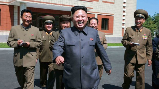 Un estadounidense quería entrar a nado a Corea del Norte