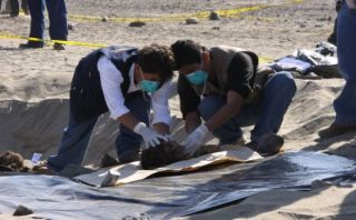 Ayacucho: exhumaron 21 cuerpos de campesinos en Chungui