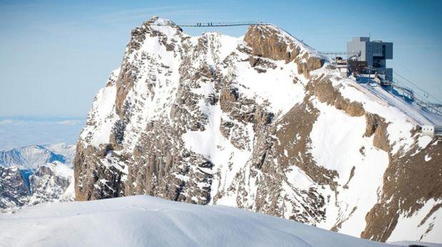 Camino de altura: Este puente unirá dos montañas en Suiza
