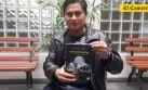 Un joven escritor awajún busca compartir su cultura en Lima