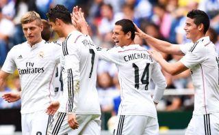 VOTA por el mejor gol del día del Real Madrid ante Depor