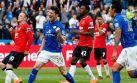 Mancheser United cayó 5-3 tras ir adelante en el marcador