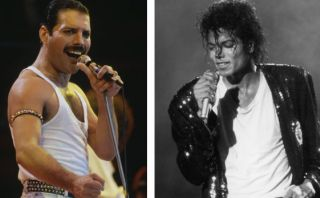 Escucha uno de los dúos entre Freddie Mercury y Michael Jackson