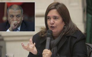 "Blume: se me ha imputado ""entre líneas"" conductas incorrectas"