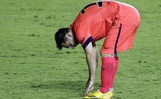 ¿Cuántos penales falló Lionel Messi en su carrera?