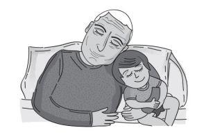 """Un cuento Dominical:""""Patricio y papá"""""""