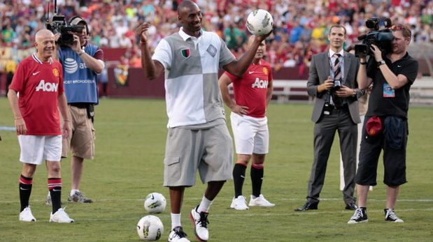 Kobe Bryant quiere comprar un equipo de fútbol italiano  02d44db863e4d